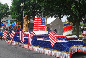 Memorial Day Parade - Floats