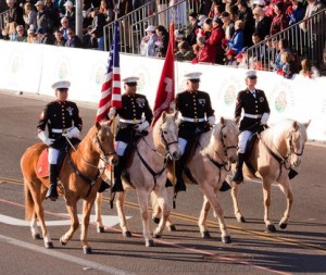 Memorial Day Parade - Equestrian Units