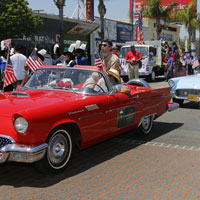 Memorial Day Parade - Cars/Motorcycles/Vehicles