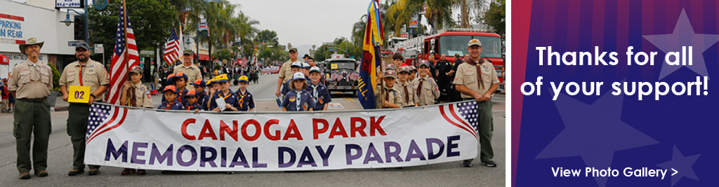 Memorial Day Parade Gallery. Thanks for Your Support!