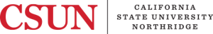 California State University Northridge logo