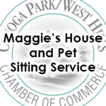 Maggie's House and Pet Sitting Service