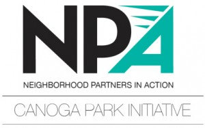 Neighborhood Partners in Action–Canoga Park Initiative logo