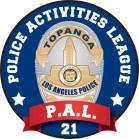 Police Activities League logo